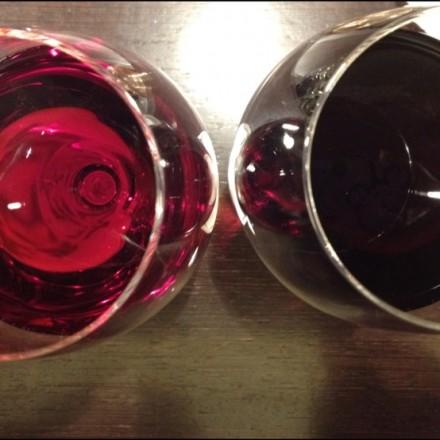 最近のお気に入りはGrignolino d'Asti。その透明感ある色とフレッシュな香りにはまってます。