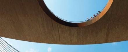 アンティノーリの新ワイナリー、その広さはなんと2万6000平方メートル!!