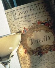 記憶に残る味とラベルの白ワイン。余韻がとっても長いフリウリのTerre Alte♥♥