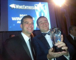 European Winery of the Year – 表彰式 in New York!!!