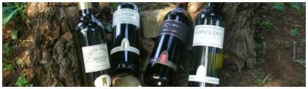 Soaveをプレゼントされてニッコリ。暖かい週末に白ワインを楽しめそう♥