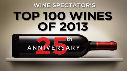 2013年の100本が一挙公開。イタリアワインの今年の結果は?