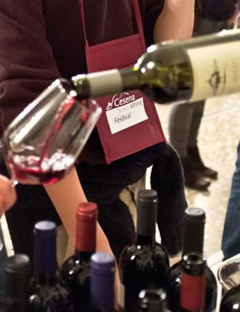 美食で有名なエミリア・ロマーニャ州。美味しいワインもたくさんあります。