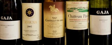 質問です。優れたワイン、最高級ワインという言葉で思い浮かべるのは?