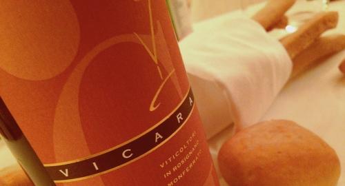 おうちワイン。バレンタインデーの夜はピエモンテのワインで乾杯♥
