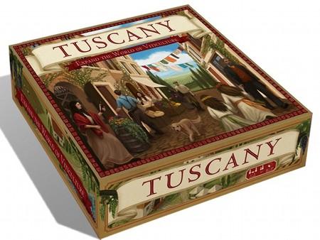 """USA生まれでも名前は""""Tuscany""""…そう、トスカーナ!!"""