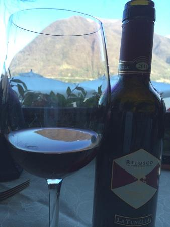 最高♥ 美味しい♥ 湖畔で楽しむ日曜ランチ&ワイン。
