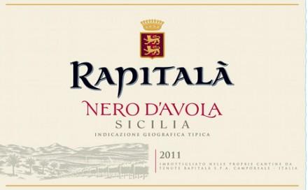 まさにイタリア風。デザインウィークにもワインはつきものです。