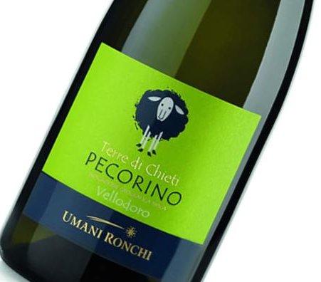 ペコリーノといってもチーズではなくワインの話です。