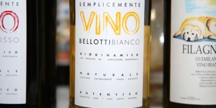 ビオワインのパイオニア。ワインの栓はコルクでもスクリューでもなく・・・。
