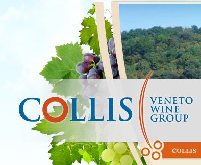 Collis・・・ヴェネト・ワイン・グループのワインは種類が豊富です。