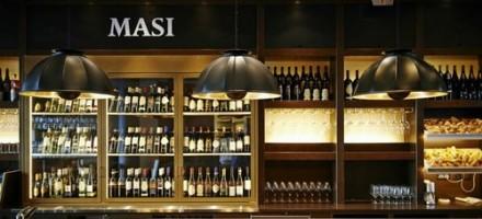 MASI WINE BARが誕生。チューリッヒに行ったら絶対立ち寄りたい!!