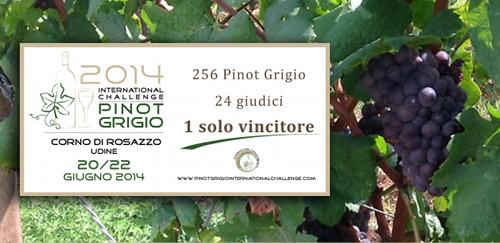 気になるイベント情報発見!! Pinot Grigio International Challenge 2014