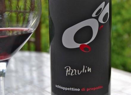 スキオペッティーノにピニョーロ。フリウリのワインの紹介です。