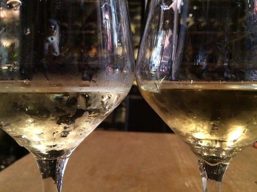 Ciù Ciù・・・コスパの高い白ワインとの嬉しい出会いです。