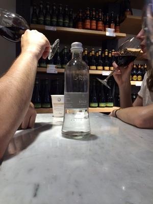 水がワインに?? 奇跡が起きた?? 一瞬目を疑ったシーンです。