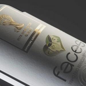 FACES・・・FIFAワールドカップのオフィシャルワインです。