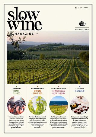 Slow Wine Magazineの第2号。記事単位で購入購読可能です。