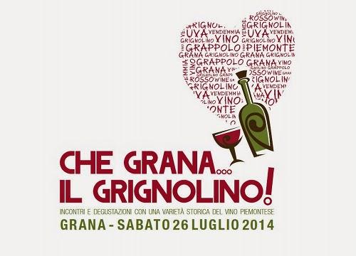 透明感のあるきれいな色の赤ワイン「グリニョリーノ」のイベントです。