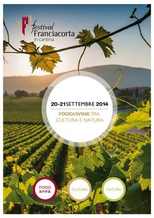 Festival Franciacorta!! 9月開催のイベントです。