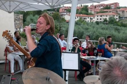 Gallo Nero Jazz…その名の通りキャンティ・クラッシコとジャズの響宴です。
