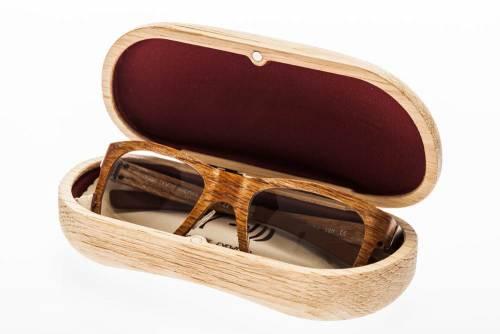 デザイン性もばっちりのリサイクル。誕生したのはBarrique Eyewear。
