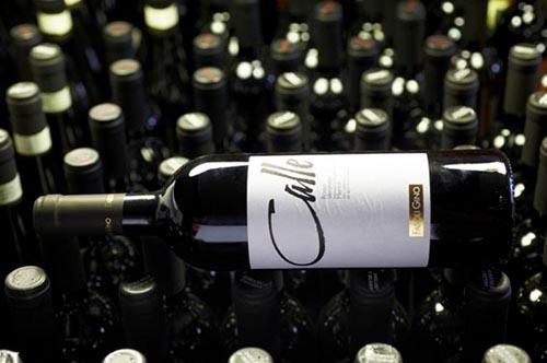 言われなければわからない?(私には)メルローとは思えない赤ワインです。