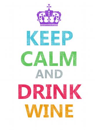 実行しなくちゃ。ワインに関する名言に納得、そして同感。
