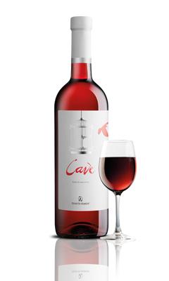 あ、かわいい♥ ラベル買いしてしまいそうなワインを発見。