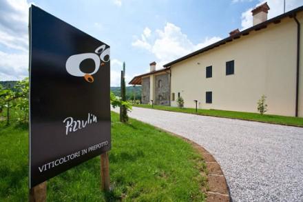 Pizzulin・・・こちらもフリウリ、プレポットにあるワイナリーです。