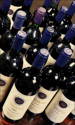 """""""POWER 100"""" BY """"LIV-EX"""" 2014 ・・・イタリアワインが頑張りました。"""