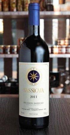 さすがスーパートスカーナ。ワインのガイド8誌ともが高得点をつけたのは?